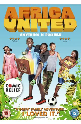 Africa United DVD