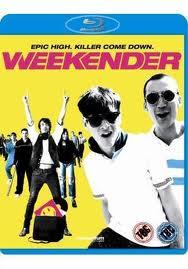 Weekende Blu Ray Cover