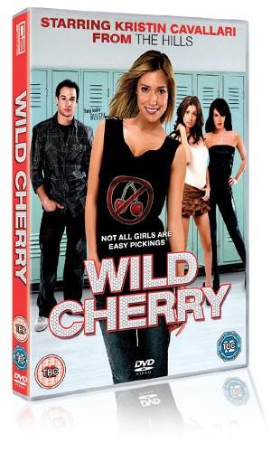 Wild Cherry DVD cover
