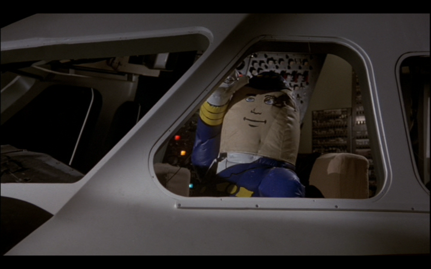 Otto in Airplane!