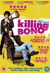 Killing Bono DVD Cover